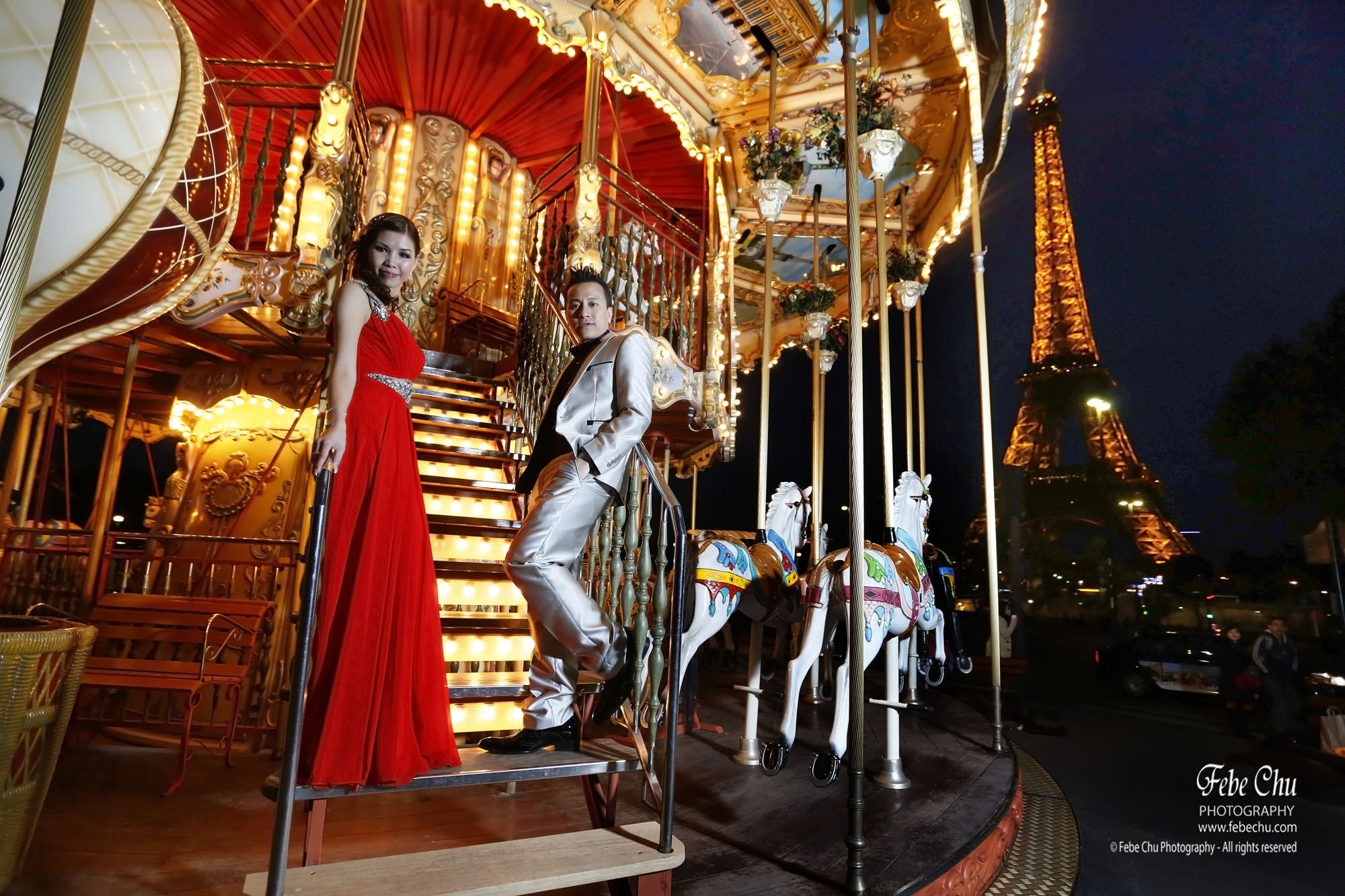 Paris Pre Wedding SR19
