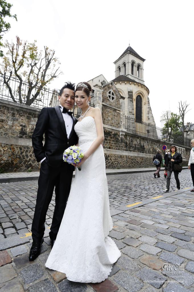 Paris Pre Wedding SR68